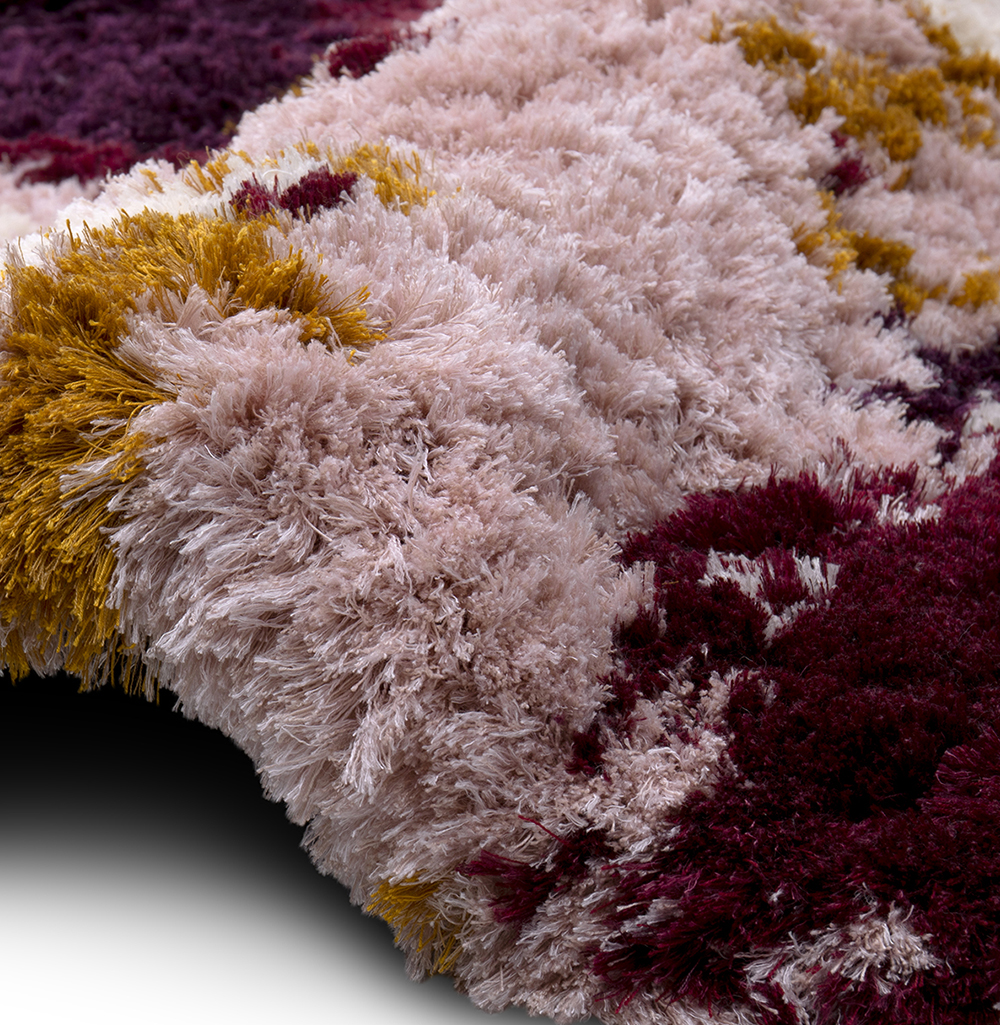 3 Shaggy Rugs For Fall-Winter Season fall-winter 3 Shaggy Rugs For Fall-Winter Season ted detail fall winter