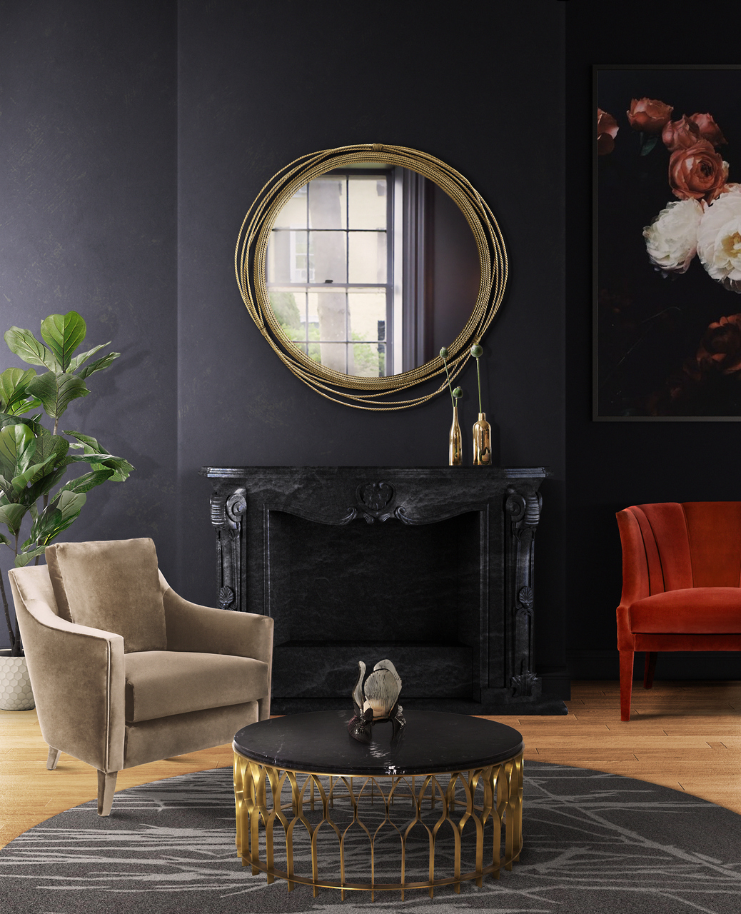 2020 Trends – Dark Tones and Neutral Colours 2020 trends 2020 Trends – Dark Tones and Neutral Colours 6
