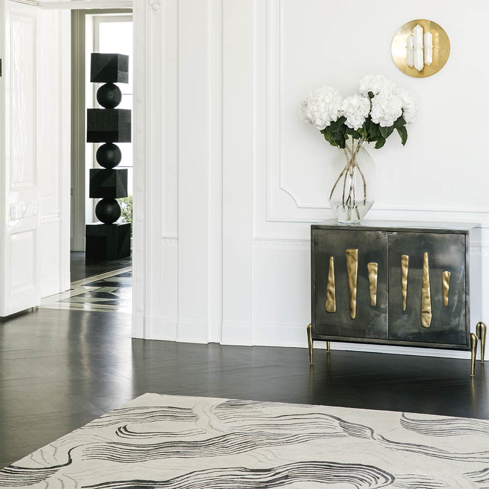 kelly wearstler Kelly Wearstler: A Rug Collection to Remember Kelly Wearstler A Rug Collection to Remember 2