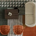 Living Room Rugs Decor - 5 Easy Steps with Rug'Society