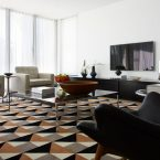 Greg Natale, Interior Design Projects with Amazing Rugs