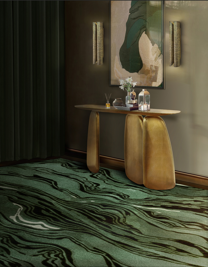 6 Innovative Ways Of Styling Any Green Rug green rug 6 Innovative Ways Of Styling Any Green Rug 8 Innovative Ways Of Styling Your Green Rugs 4
