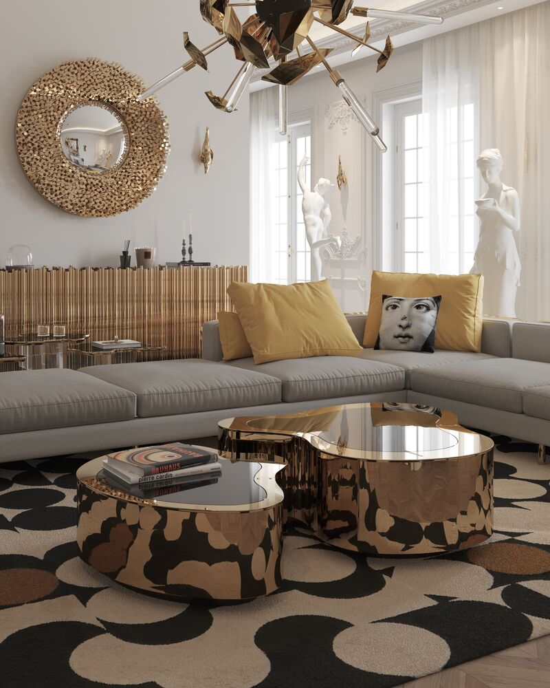 The 7 Indispensable Living Room Rugs That Anyone Must Have