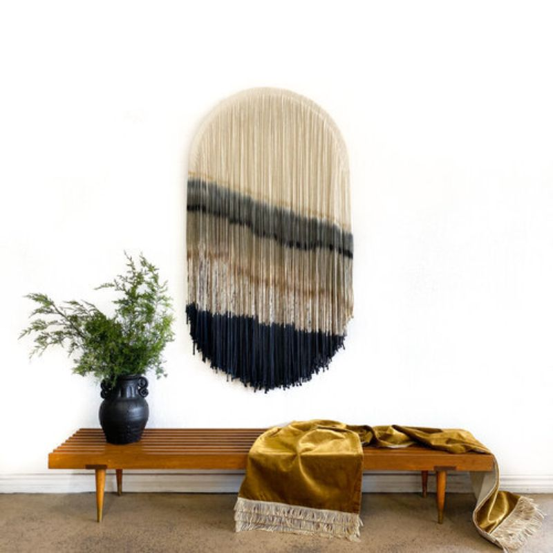 Wall Rug Interior Decoration by Lauren Williams oval rug
